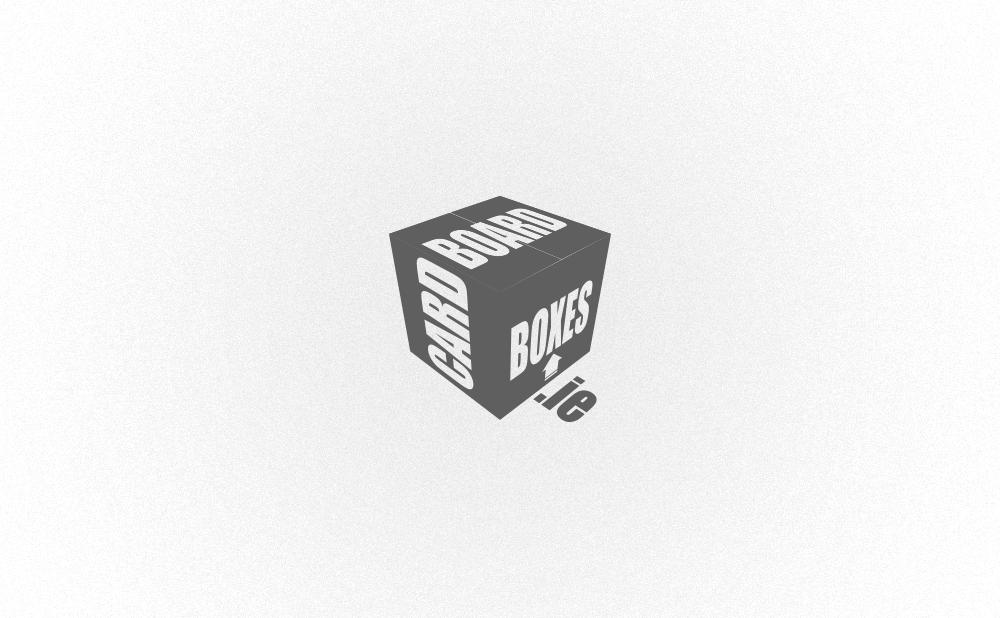 logo design cardboard boxes