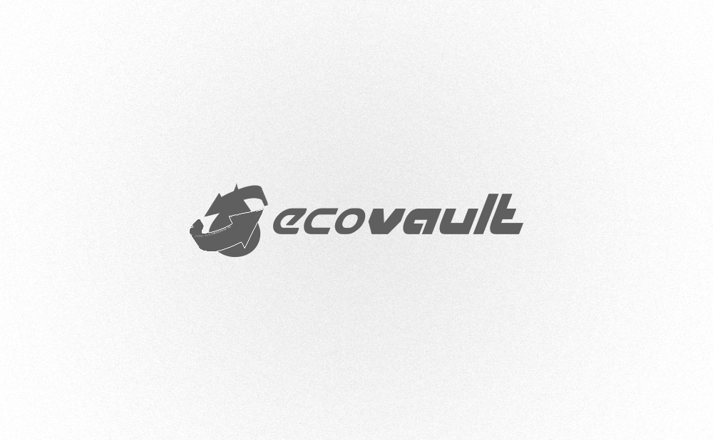 logo design eco vault