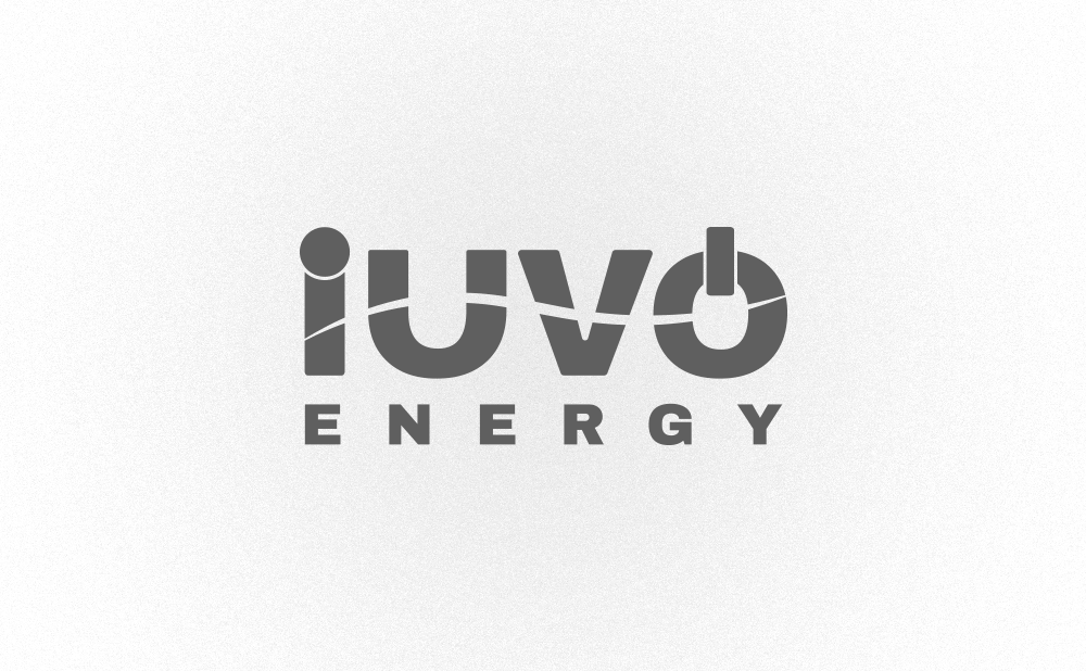 logo design iuvo energy