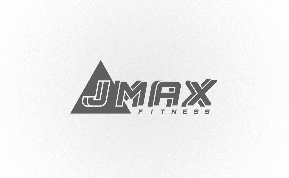 logo design jmax fitness