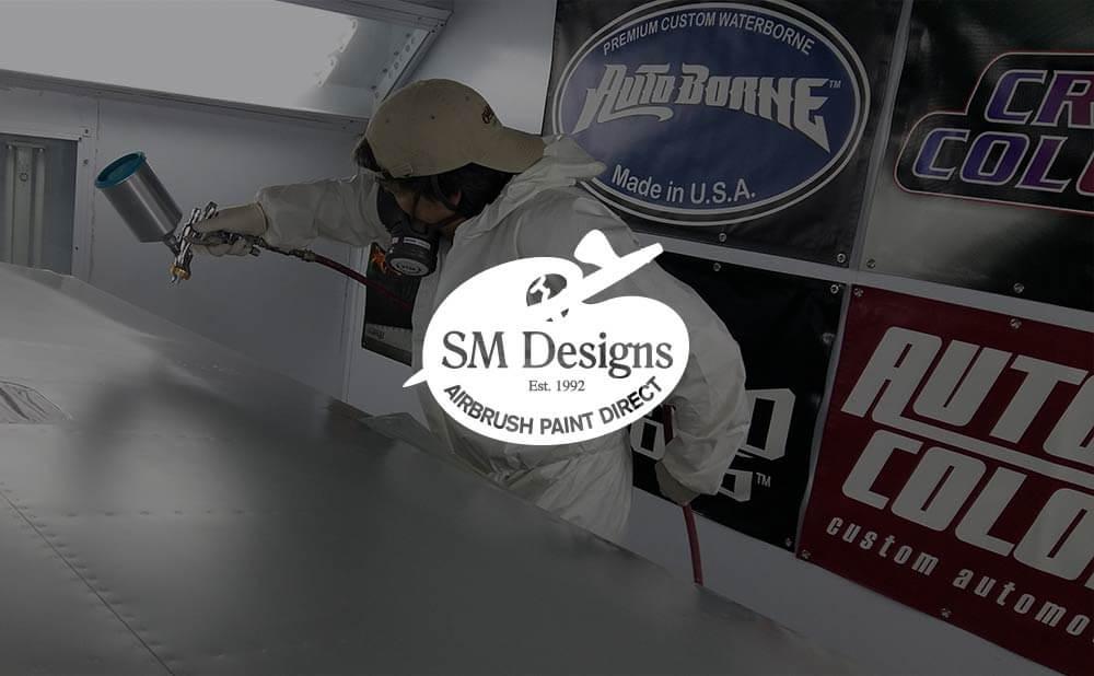 Custom website design and development - SM Designs