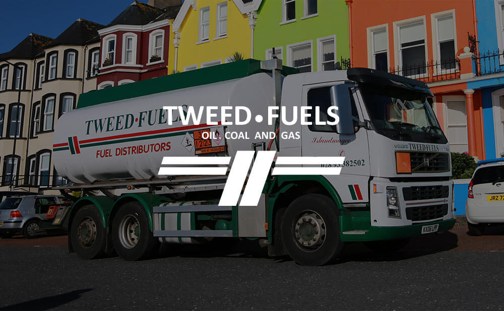 Design and development of ECommerce website for Tweed Fuels in Larne