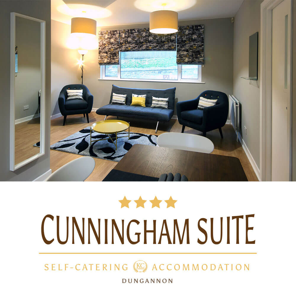 Cunningham Apartment Suite - Self Catering accommodation in Dungannon.