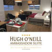 Holiday or business Rental in Northern Ireland - Hugh O'Neill Ambassador Suite