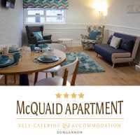 McQuaid Apartment Suite - Find some peace in this lovely modern two-bedroom refuge where you experience freedom